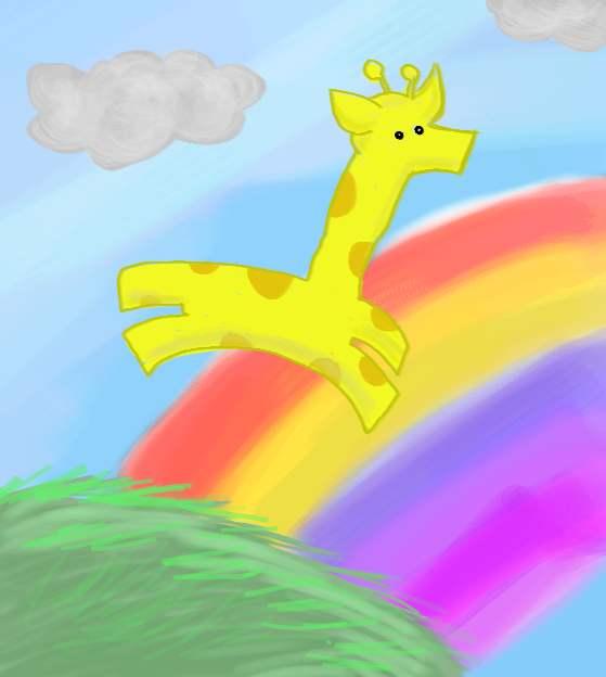 Team Giraffe!