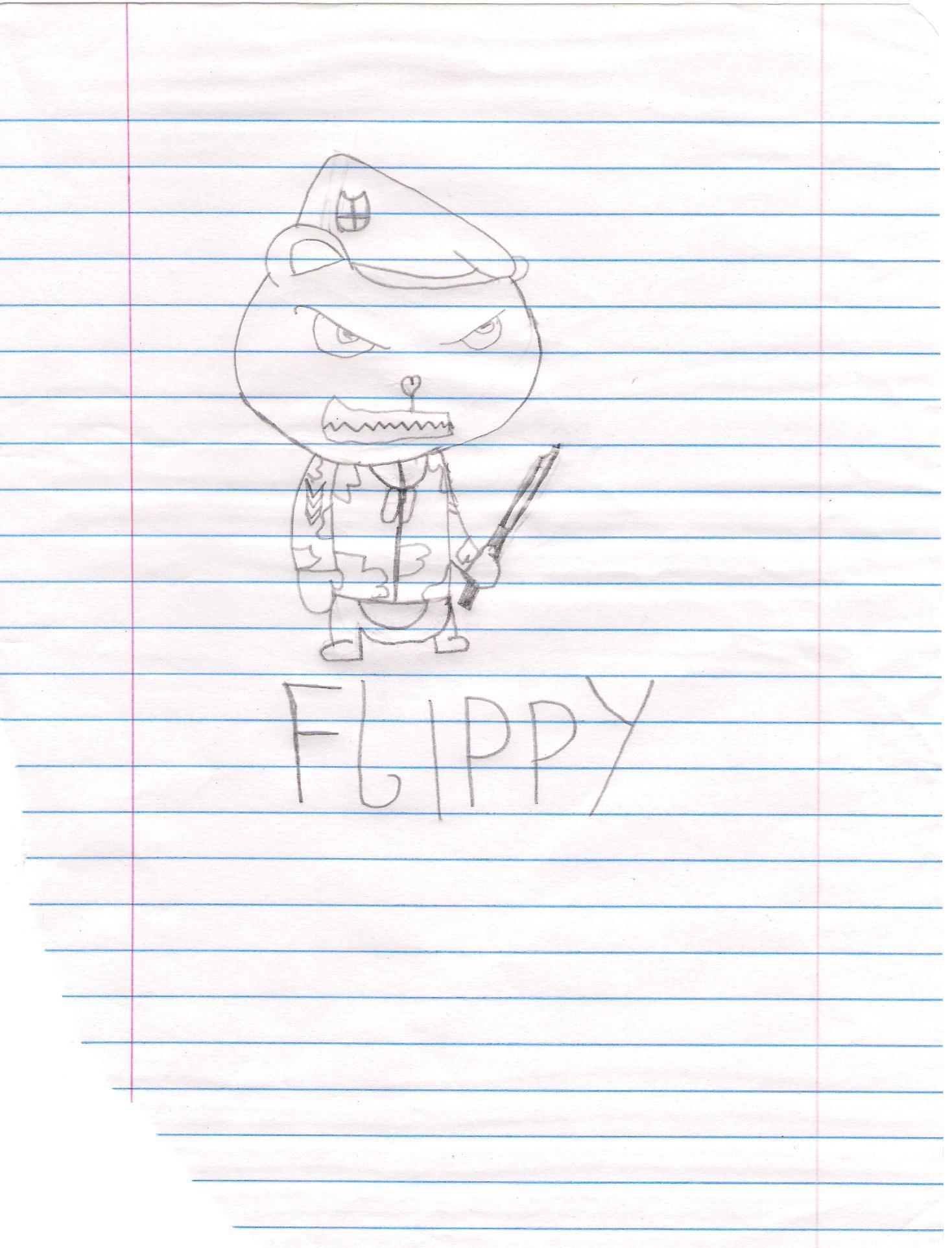 Evil Flippy