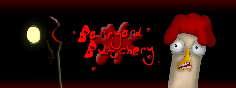 Barnyard Butchery Banner