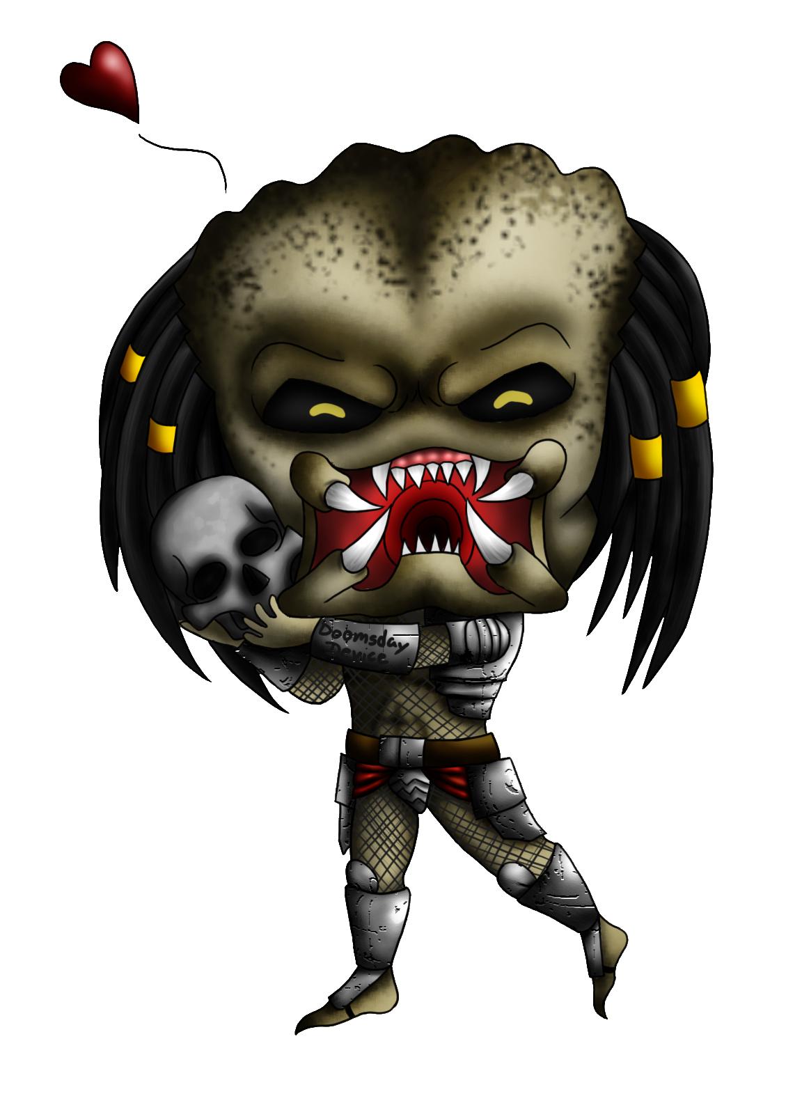 Chibi Predator