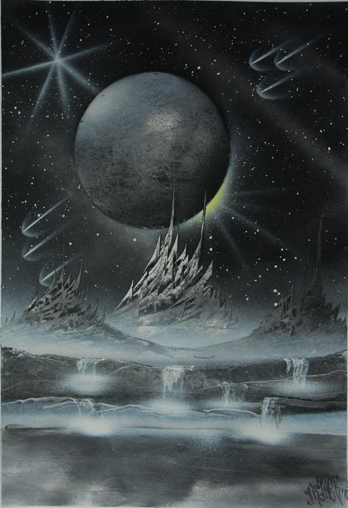 BLACK SPACE