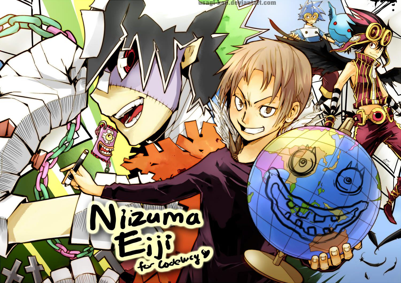 Bakuman : Niizuma Eiji