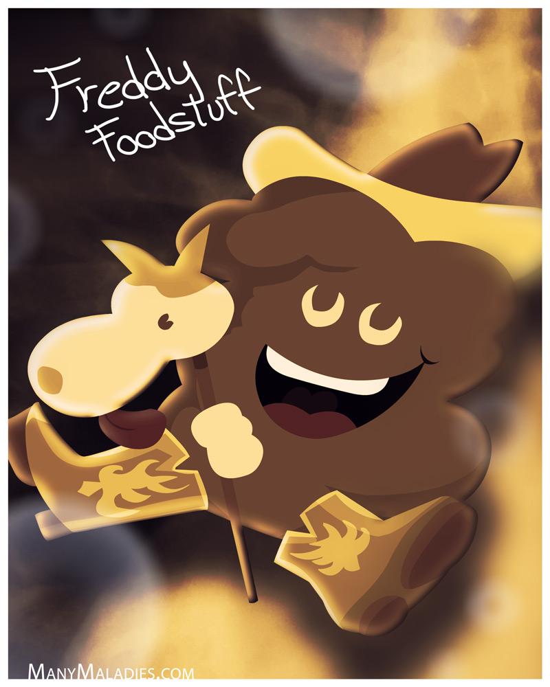 Freddy Foodstuff