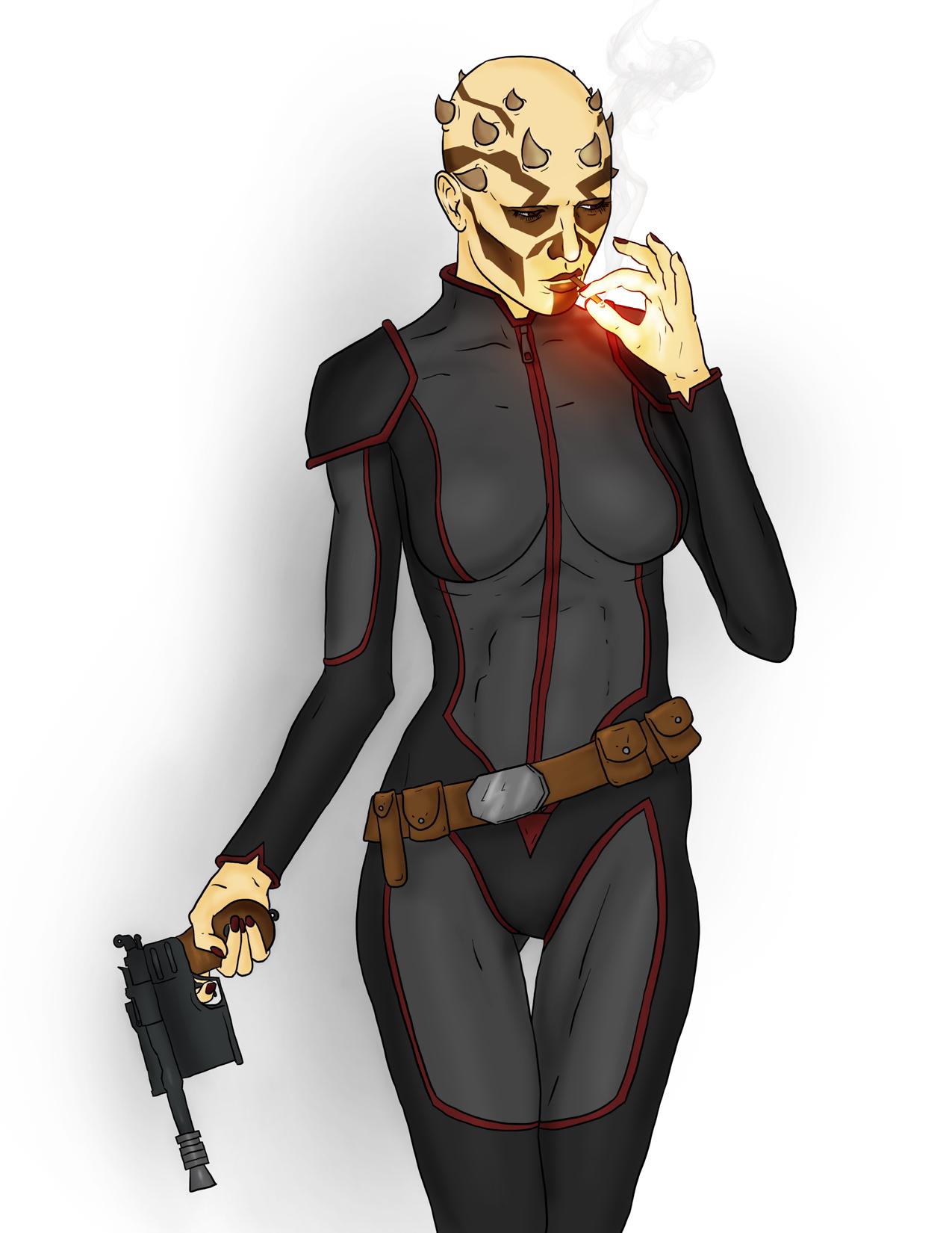 Female Imperial Agent