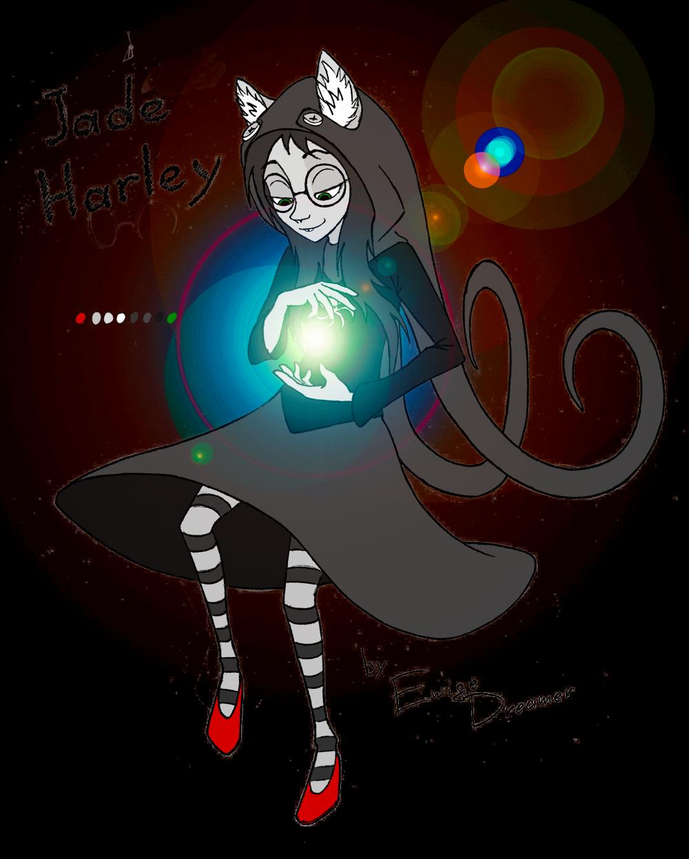 Jade Harley 'Dog-Tier'