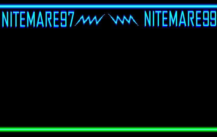 Nitemare99-Neon background