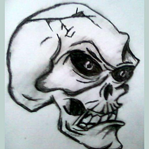 Skully Man