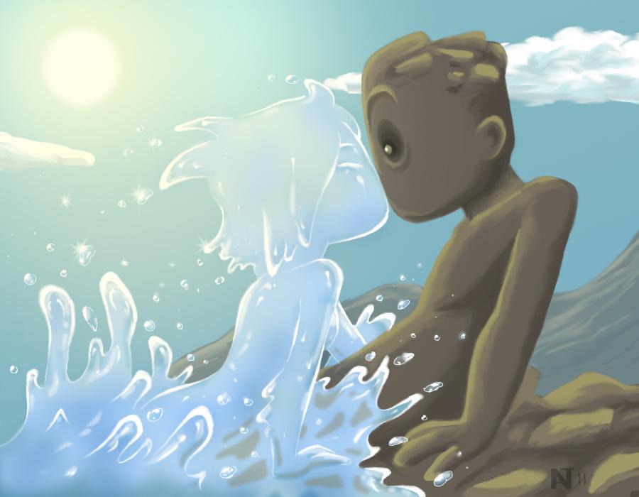 Si yo fuera el mar