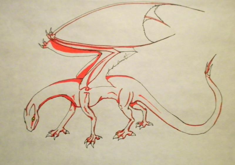 Domestic dragon