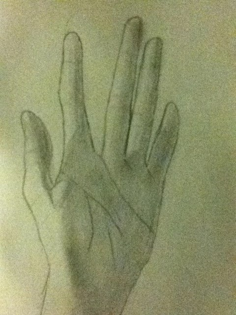 One of my first drawings