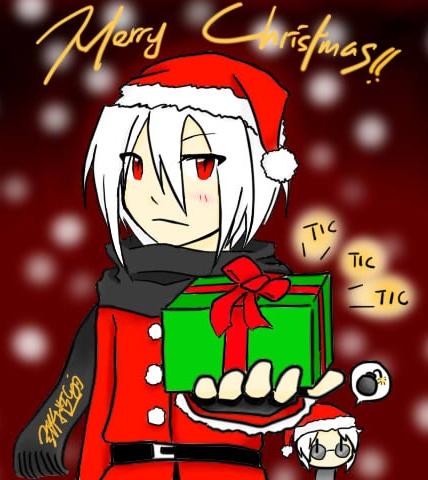 Christmas Hank