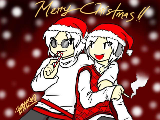 Christmas Sanford & Deimos
