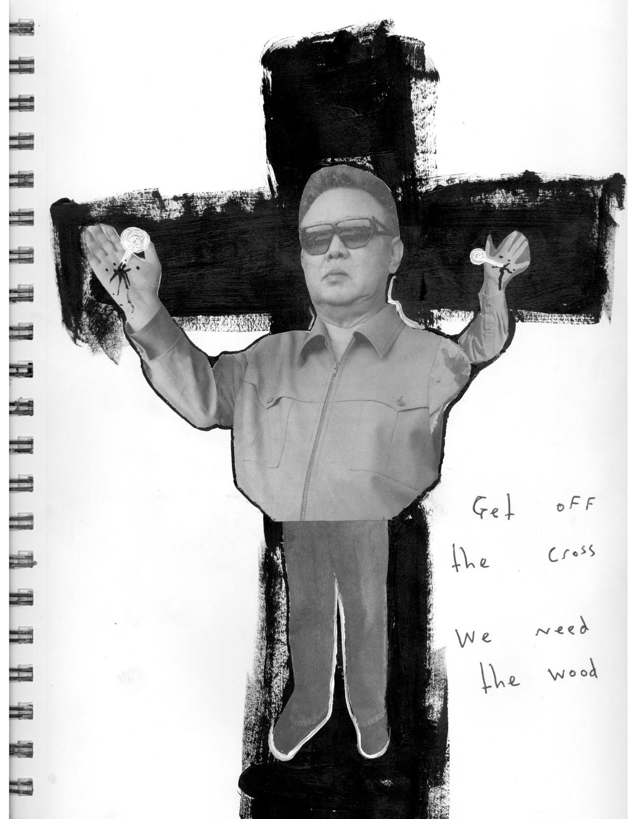 Get off the cross