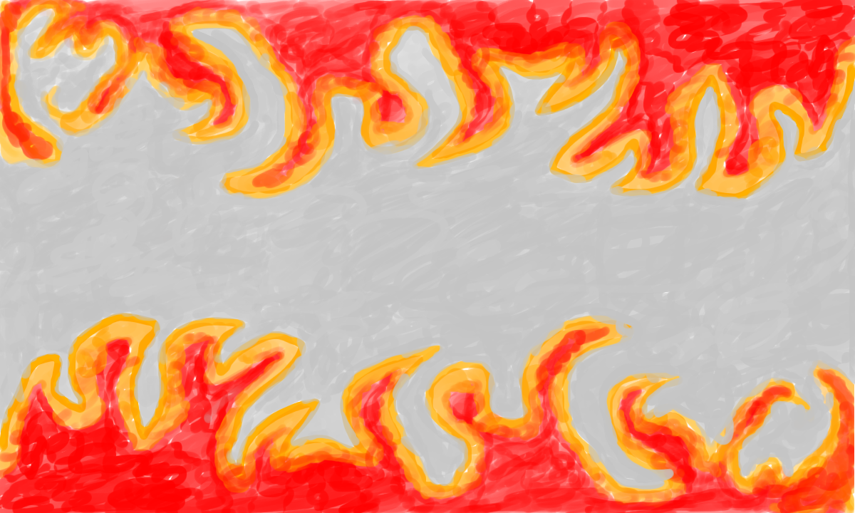 Fire (Water-Color Texture) WIP