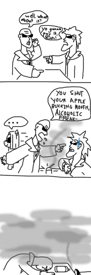 Ending an Argument