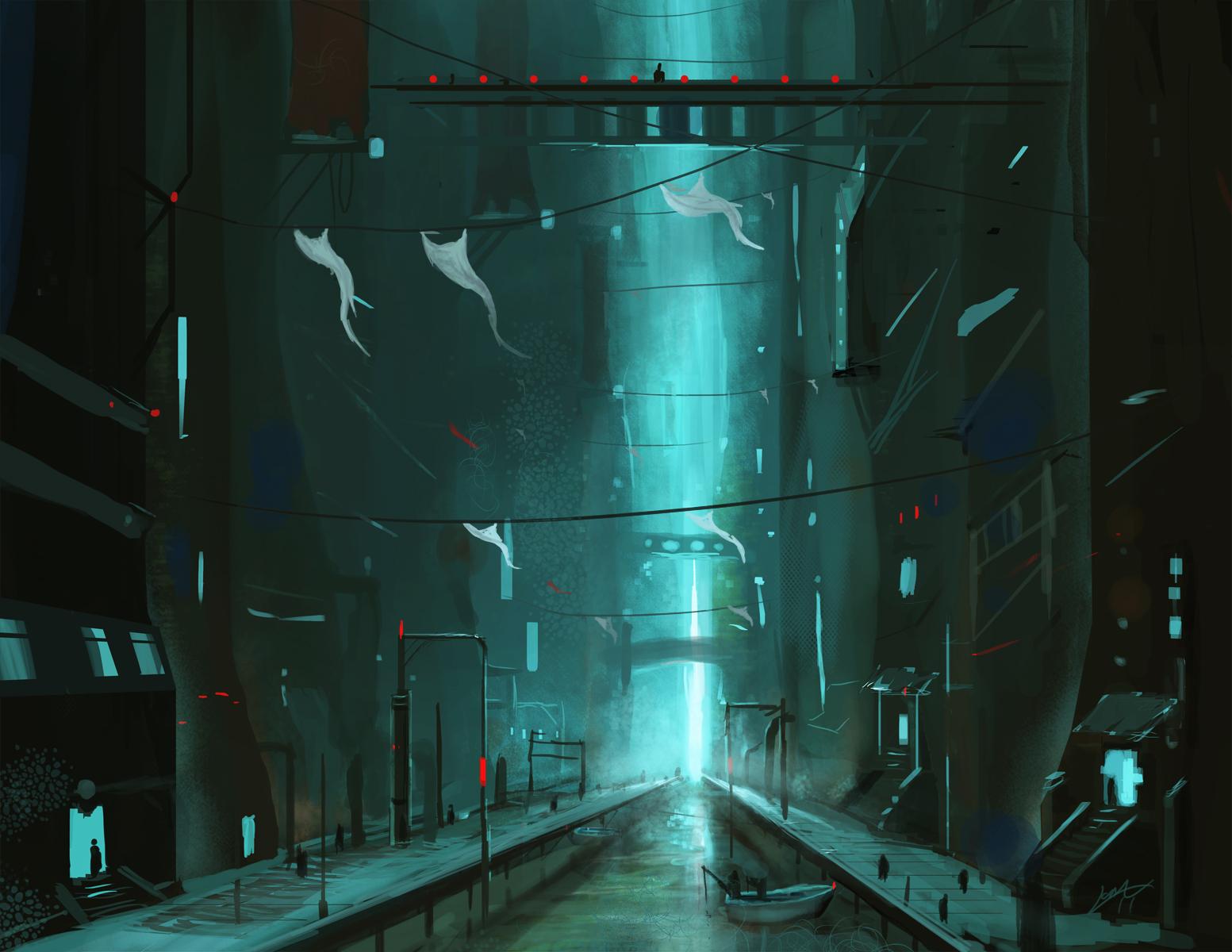 The Wireways