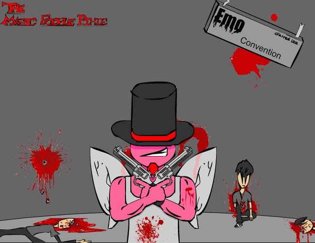 The Magic Foozle Pixie vs Emos