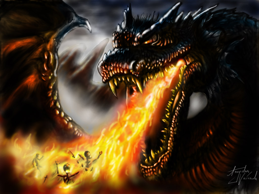 Dragon's Rage