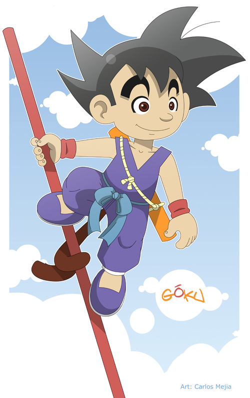 Dragon Ball Origins Son Goku