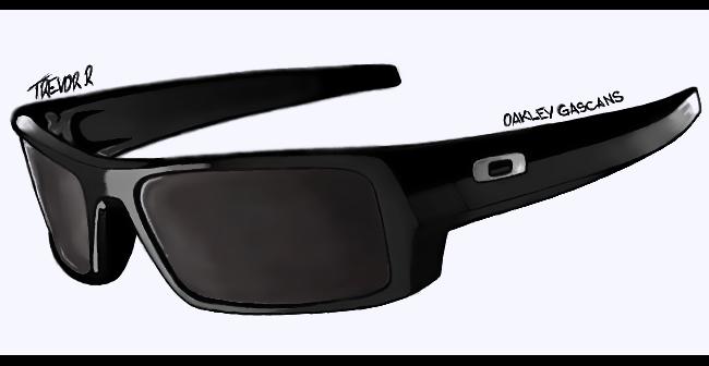 Gascans Oakley
