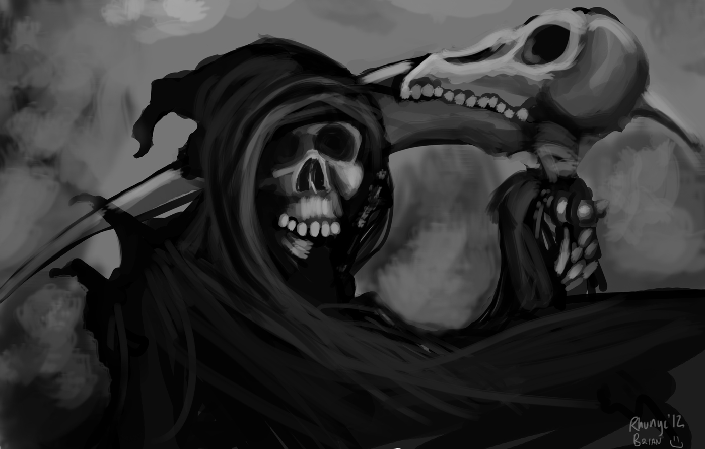 Reaperlol - Speedpaint