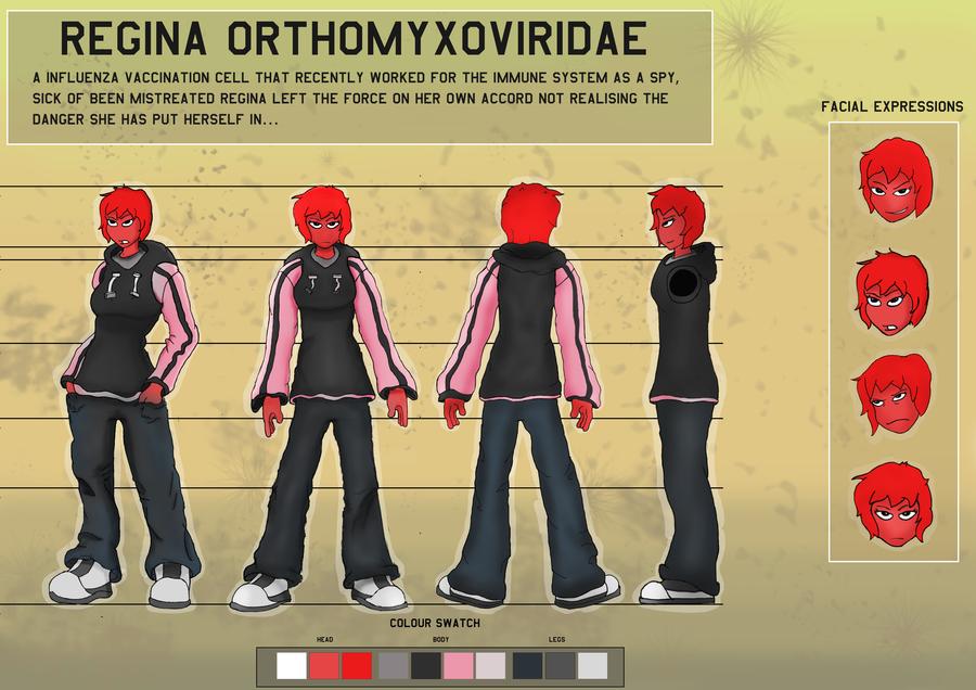 Regina Orthomyxoviridae