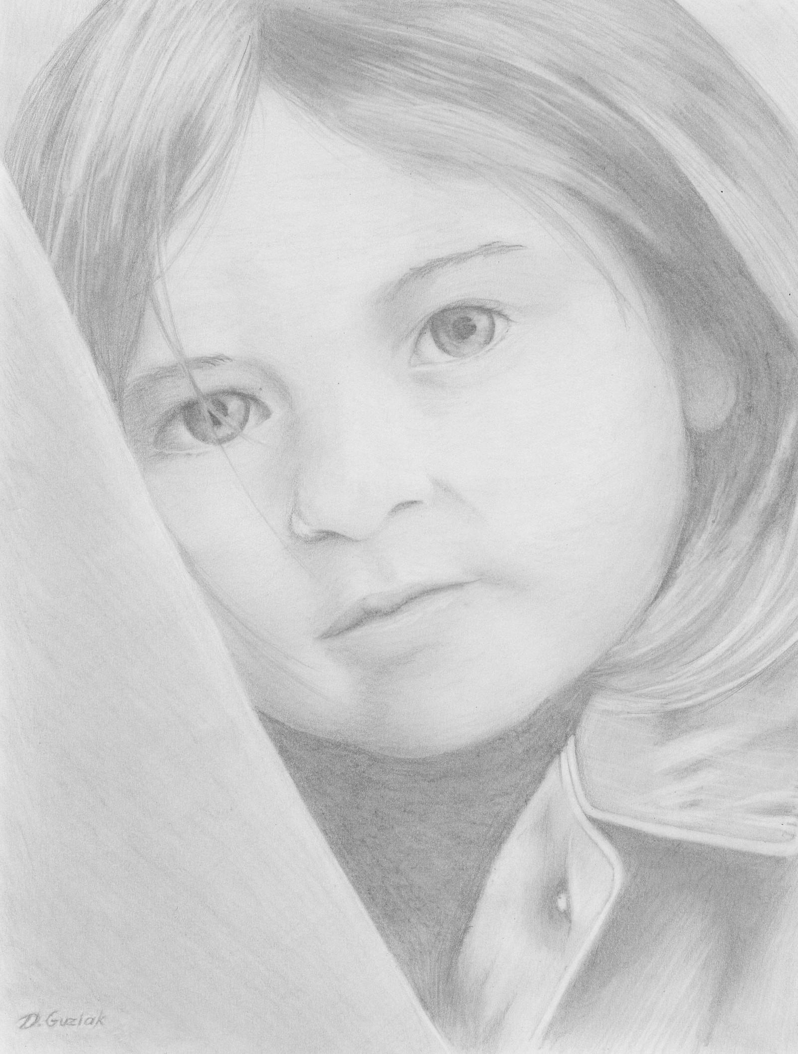 Just little girl.