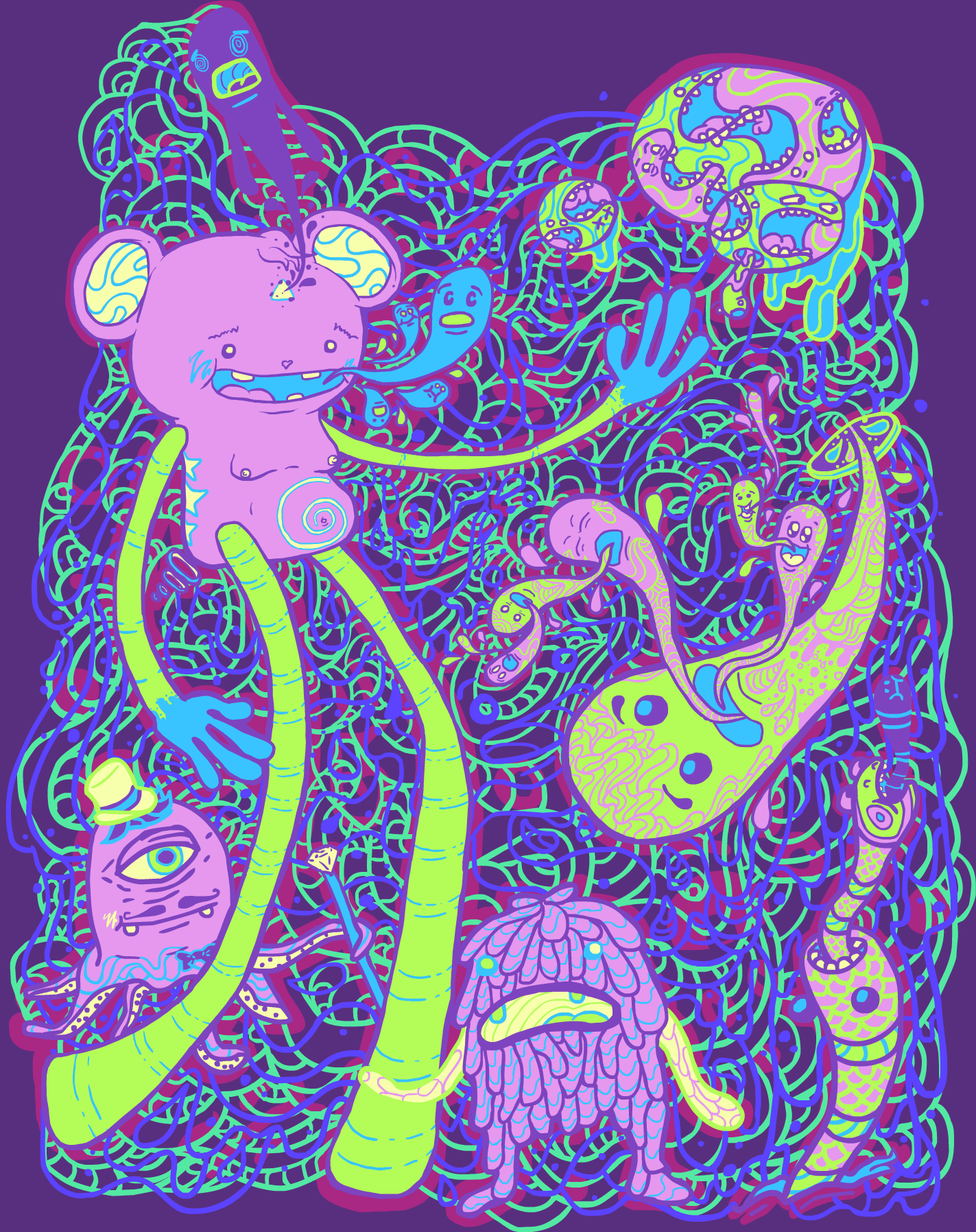 Conjuring Creatures