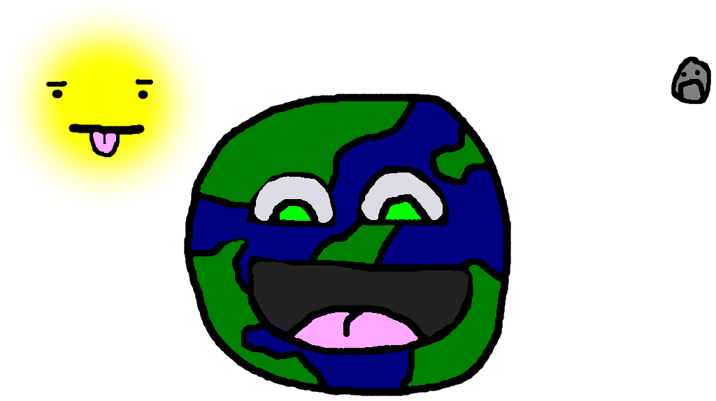 Derpy Earth