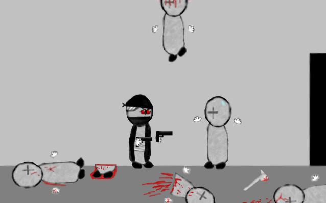 Madness Combat fan pic