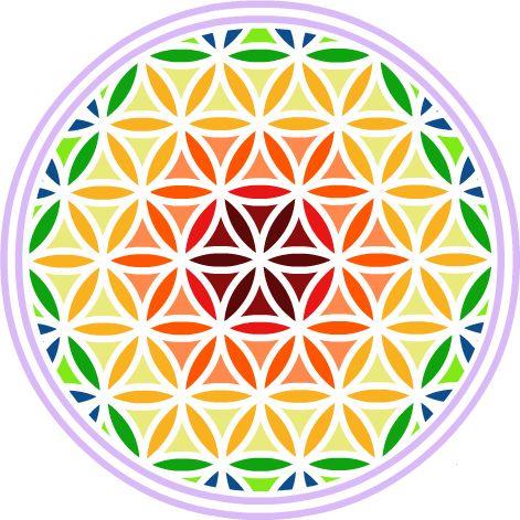 Chakra Flower of Life