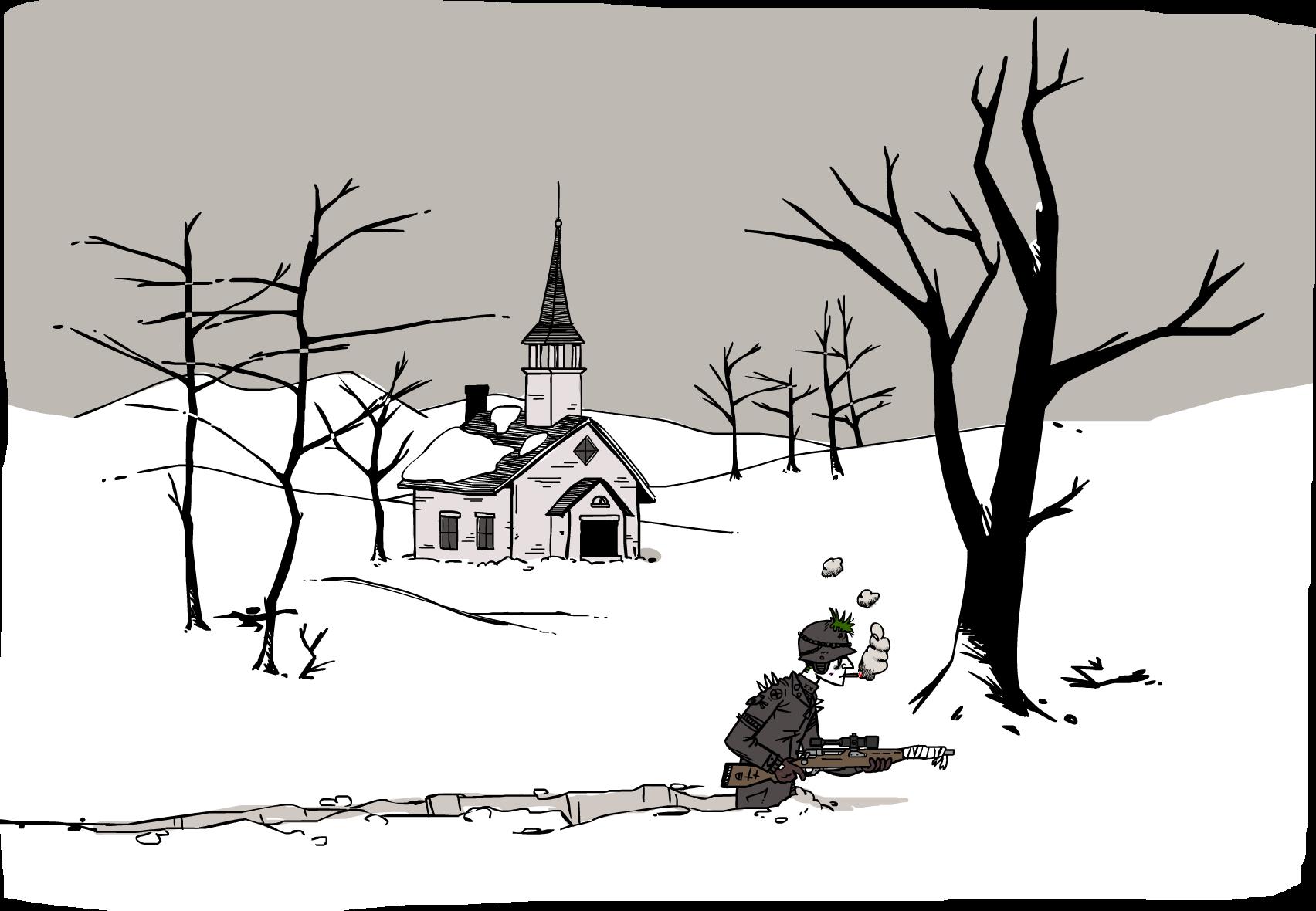WinterWarLand
