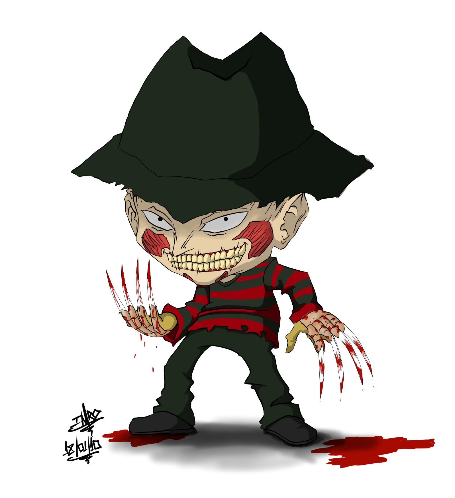 Chibi Freddy Krueger