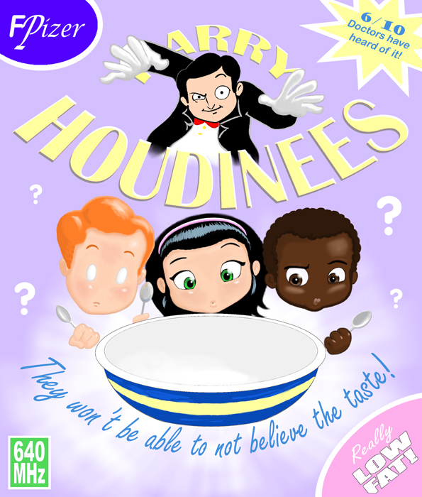 Harry Houdinees