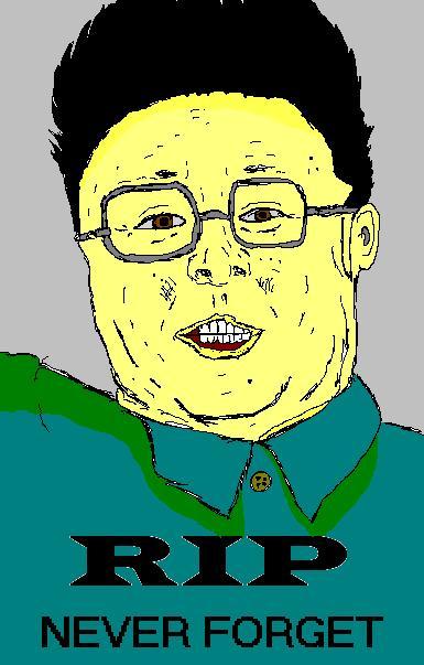 RIP kim jong il