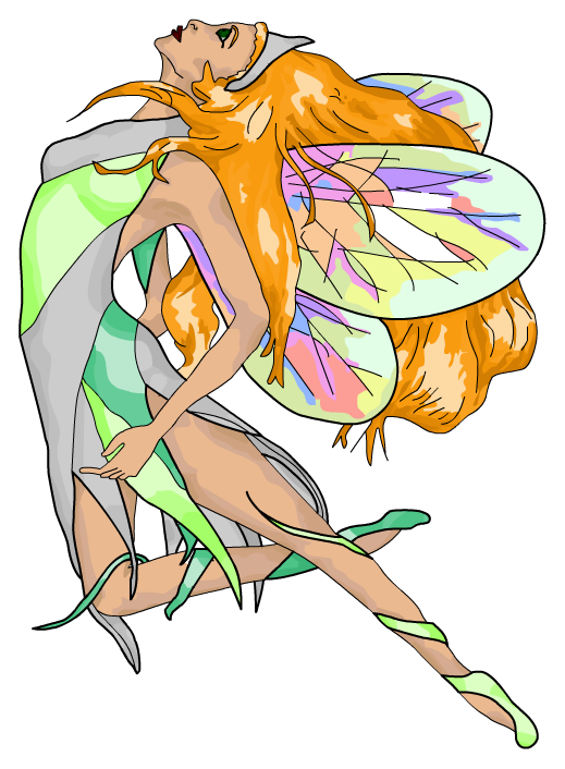 Gossamer Fairy - Sexy
