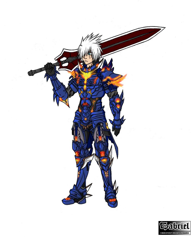 Aion: Dragon Deity outfit
