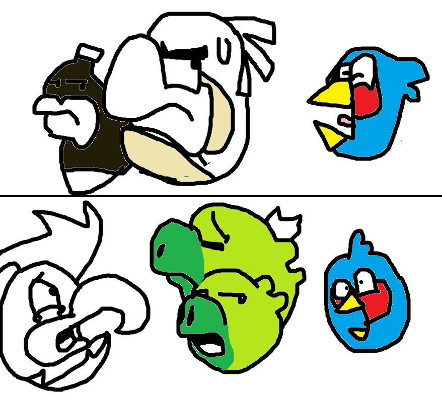 Blue Bird sucks