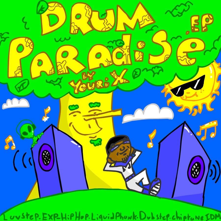 DrumParadise EP