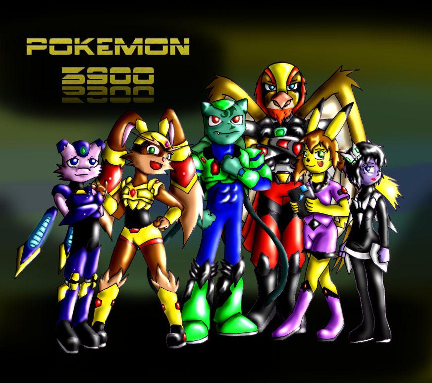 Pokemon 3900