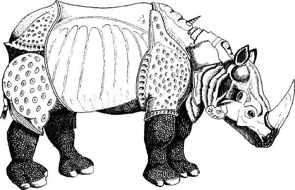 Rino-saurus