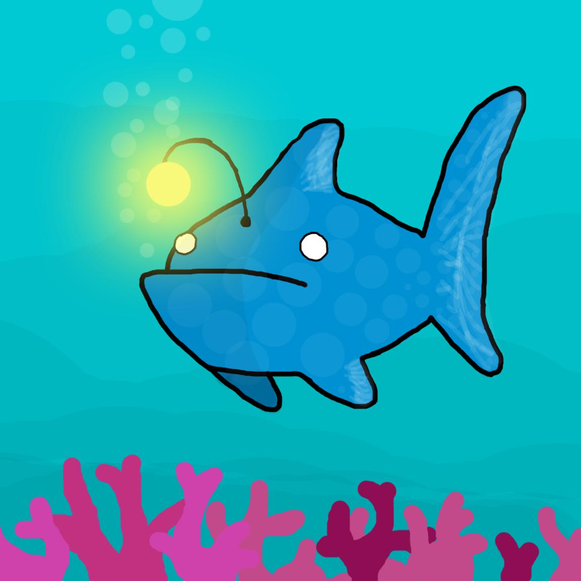 Here fishy fishy..