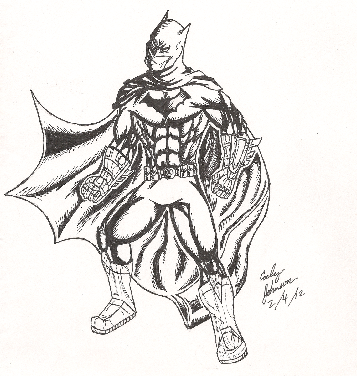 Batman - Inked