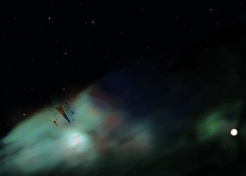 Hat Nebula