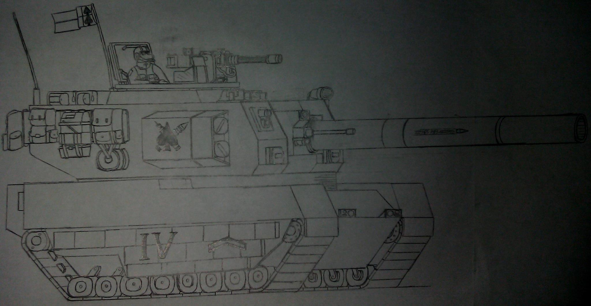 Tiger Shark tank