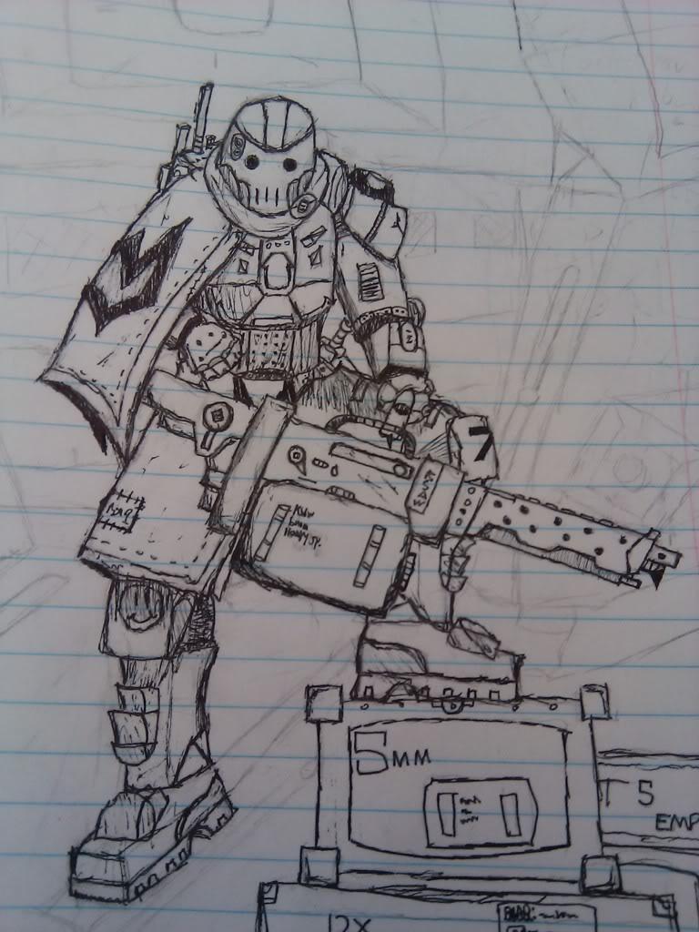 Heavy Weaponry