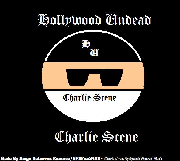 Charlie Scene H.U. New Mask