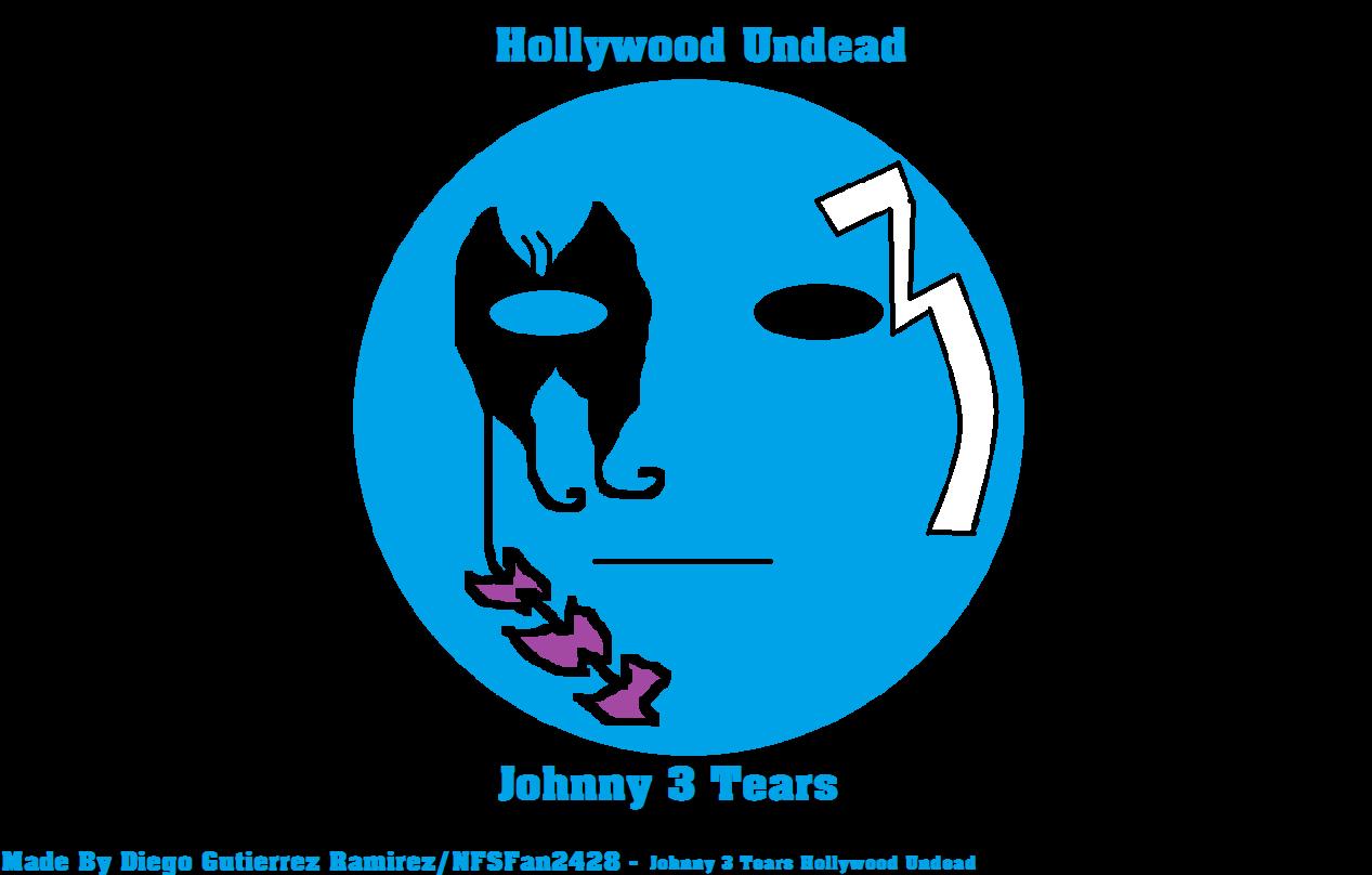 Johnny 3 Tears H.U. New Mask
