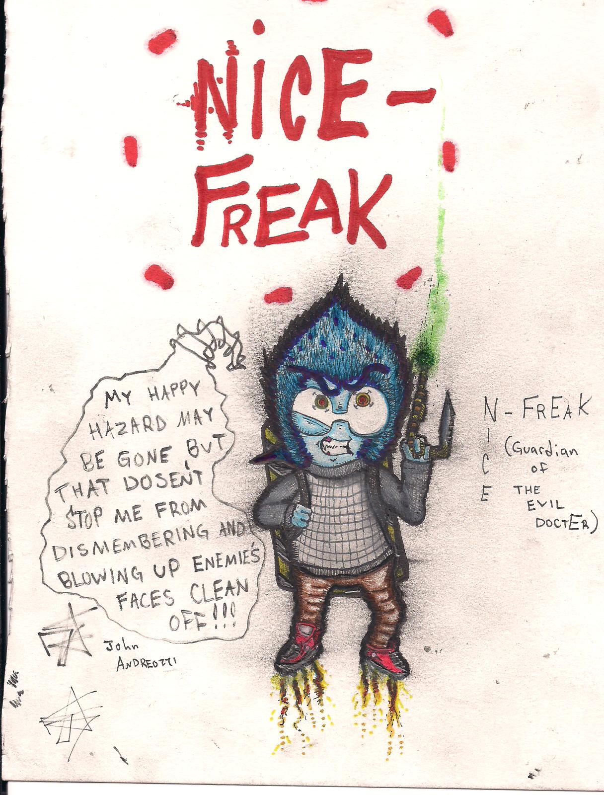 Nice-Freak