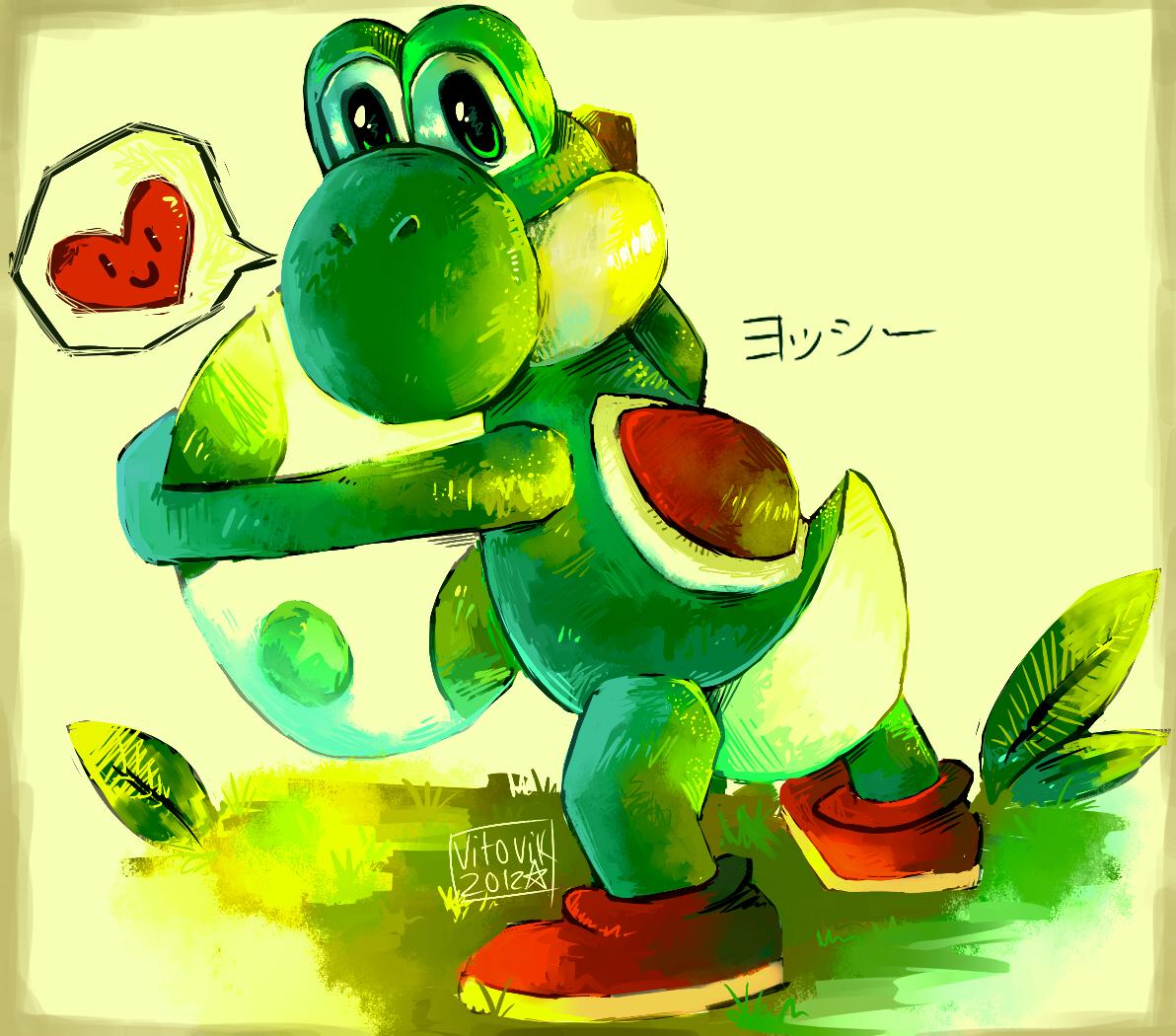 Yoshi and Egg